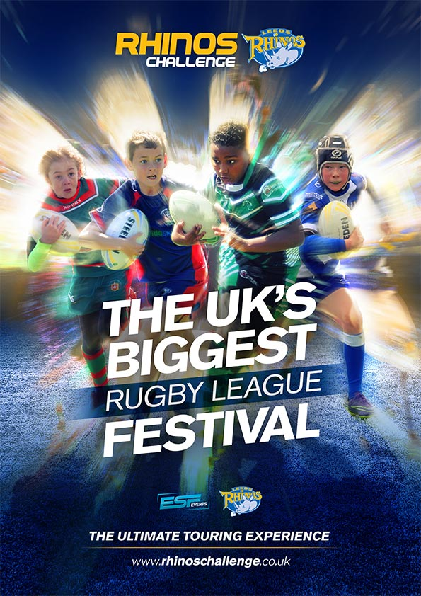 Junior Rugby League Tournaments